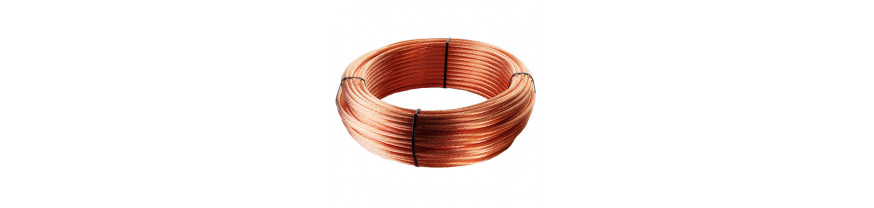 Провода МГ силовые  медные для электрических установок и заземления